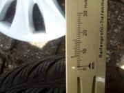 4 Winterreifen auf Stahlfelge BMW