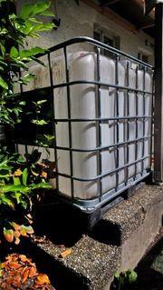 Wasserfass 1000 Liter