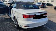Audi a3 cabrio weiß