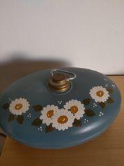 1sehr schöne dekorative Handbemalte Warmflasche