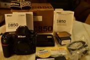 Nikon D 850 sehr guter Zustand