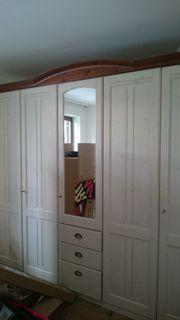 Schlafzimmermöbel komplett set (