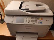 EPSON Tintenstrahldrucker Multifunktionsgerät WF-5620