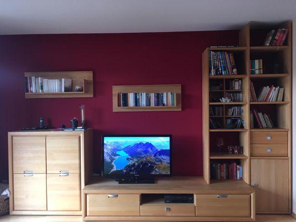 schrankwand kaufen schrankwand gebraucht. Black Bedroom Furniture Sets. Home Design Ideas