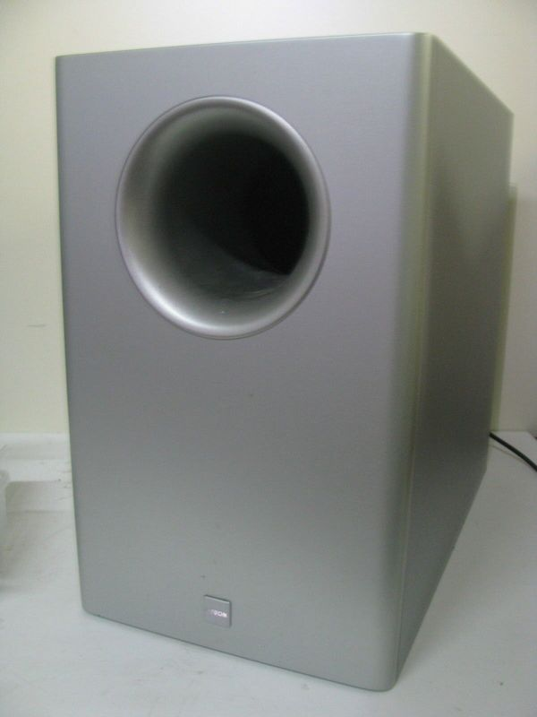 Canton Subwoofer Bass plus 2