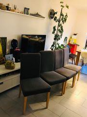 4 St Ikea henriksdal Stühle
