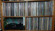 Schallplattensammlung 320 St Rock Pop