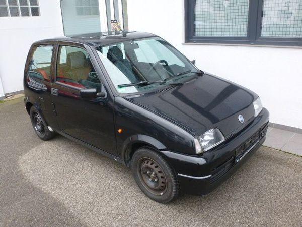 Fiat Cinquecento Sport » Fiat Cinquecento, Seicento, Panda