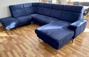 Neuwertige gepflegte Wohnlandschaft Couch Sofa