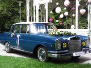 Oldtimer - Hochzeitsauto