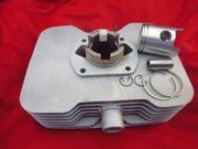 Hercules K50 Motor Zylinder mit