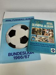 Aral Fussball Album Bundesliga 1966