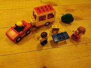 Lego Duplo 2630 Wohnwagen Gespann
