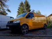 VW T5 2 5TDI 4Motion