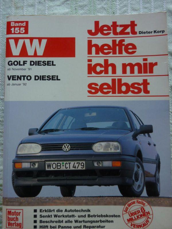 Reparaturhandbücher für Golf 3 Diesel