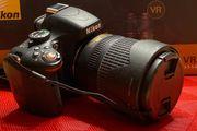 Nikon D5100 AF-S DX Nikkor