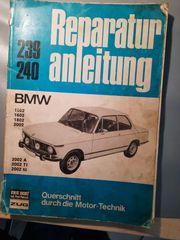Reparaturanleitung BMW 02