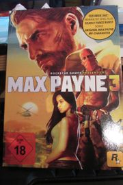 Max Payne 3 Exklusiv Edition -