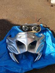 Streetfighter Maske