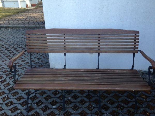bank sitzbank holzbank gebraucht kaufen 3 st bis 60 g nstiger. Black Bedroom Furniture Sets. Home Design Ideas
