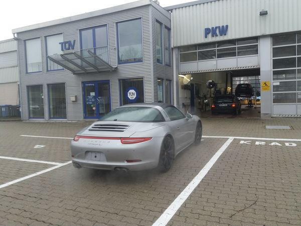 Porsche 991 4S Targa 07