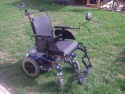Elektro Rollstuhl Krankenfahrstuhl Invacare Dragon