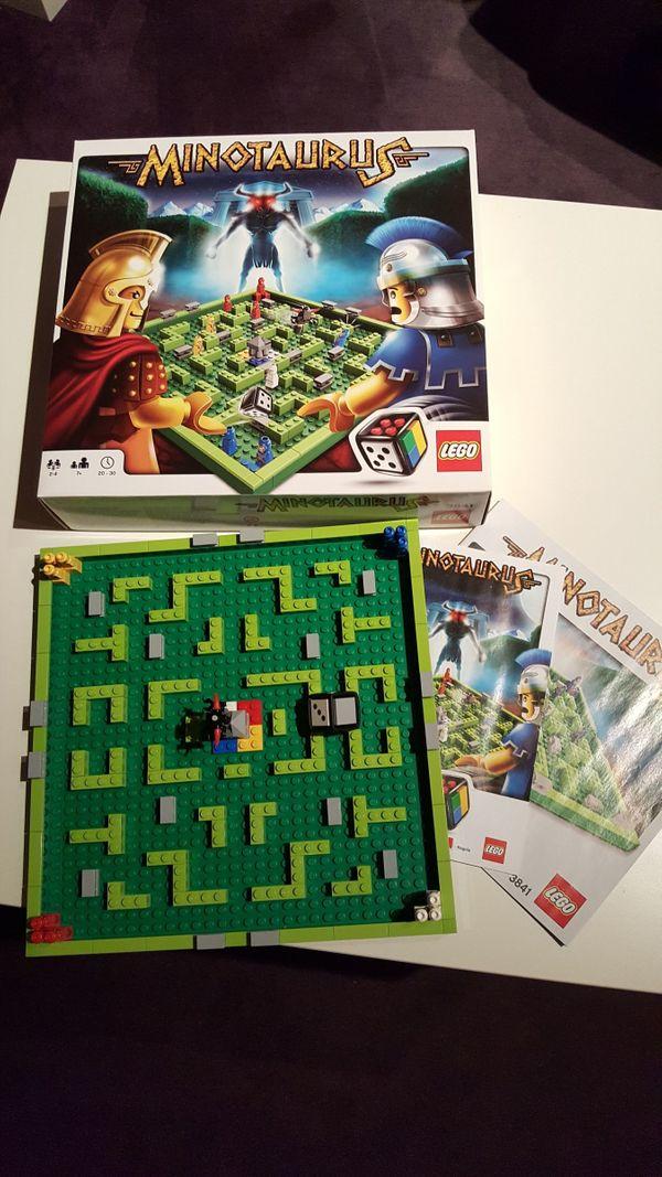 LEGO- Spiel Minotaurus 3841