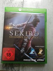Sekiro shadows die Twice Xbox
