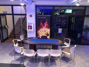 Pokertisch mieten - Poker mieten - Mobiles