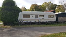 Bild 4 - Dauercampingplatz mit zwei Wohnwagen bei - Aschaffenburg
