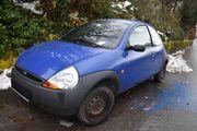 Ford KA zum Ausschlachten