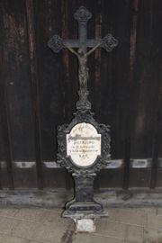 Grabkreuz Gusseisen
