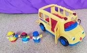 Fisher Price- LITTLE PEOPLE Schulbus