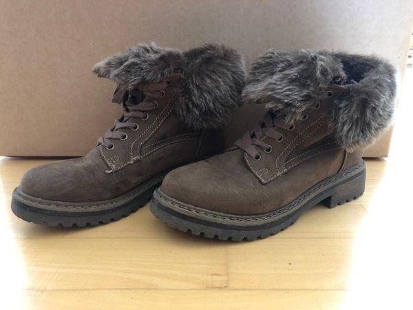 Boots Stiefel Damen