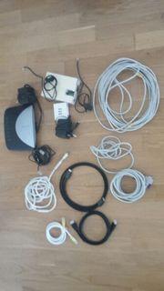 Diverse Kabel, DSL-