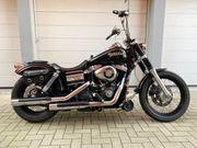 Harley Davidson FXDB Dyna Street