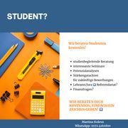 kostenlose Beratungen für Studenten