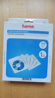 CD DVD Schutzhüllen