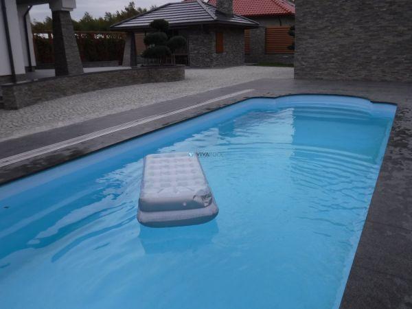 Schwimmbecken 8m gfk » Tauchen, Schwimmen, Wassersport