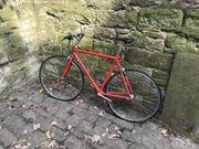 Umgebautes Rennrad Rahmengröße 57cm