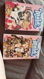 2 Bände der Maid Sama