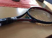 Head Tennisschläger handsigniert von Marin