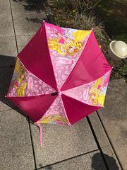 Princess Regenschirm für Mädchen