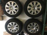 4 Winterräder VW Tiguan Dunlop