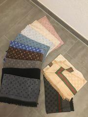 längliche Schals von Louis Vuitton