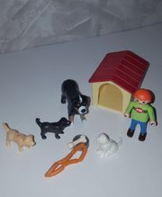 Playmobil 4498 Berner Sennenhund mit