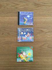 3 CD s Lauras Stern