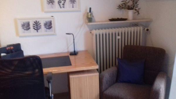 1 möbiliertes Zimmer für Wochenendheimfahrer