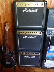 Vintage Marshall 75 Reverb Gitarrenverstärker