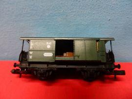 Modelleisenbahnen - Fleischmann Eisenbahn Spur N 8051 - 8052